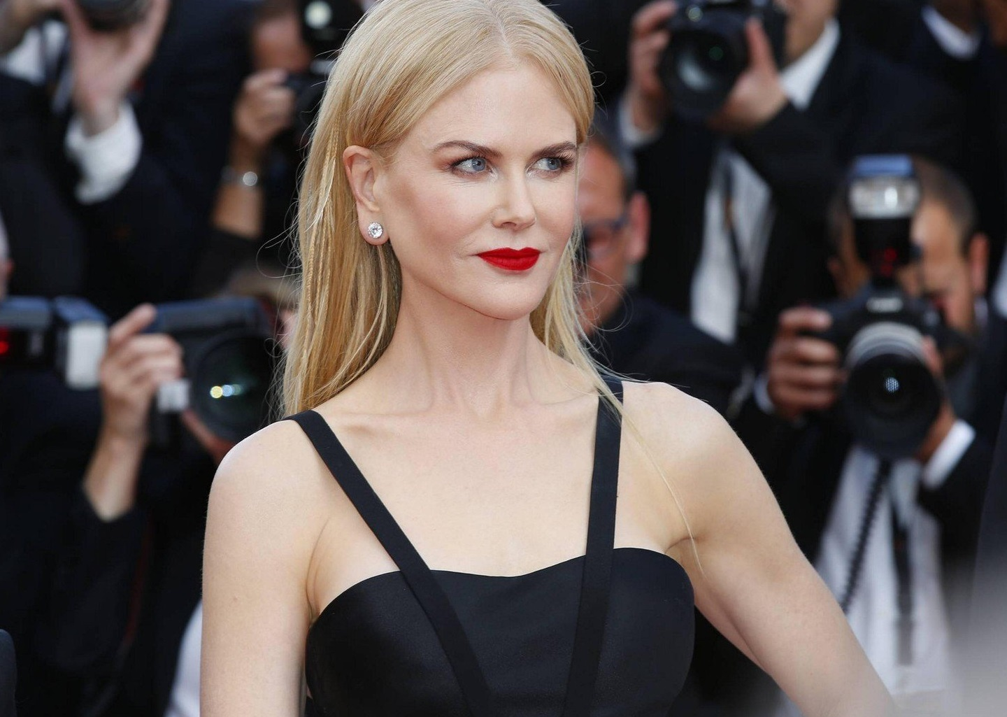 WORLDWIDE - Nicole Kidman at The Killing Of A Sacred Deer premiere, Cannes, France, 22nd May 2017., Image: 333323698, License: Rights-managed, Restrictions: MAVRIXONLINE.COM - +1 305 542 9275. WORLDWIDE Byline, credit, TV usage, web usage or linkback must read MAVRIXONLINE.COM. Failure to byline correctly will incur double the agreed fee., Model Release: no, Credit line: Profimedia, Mavrixphoto