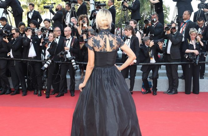 Picture Shows: Victoria Bonya May 29, 2017 Celebrities attend the Closing Ceremony during the 70th annual Cannes Film Festival at Palais des Festivals in Cannes, France. UK RIGHTS ONLY, Image: 333930054, License: Rights-managed, Restrictions: Non Exclusive No Digital Rights Without Permission Please Credit All Uses, Model Release: no, Credit line: Profimedia, FameFlynet UK