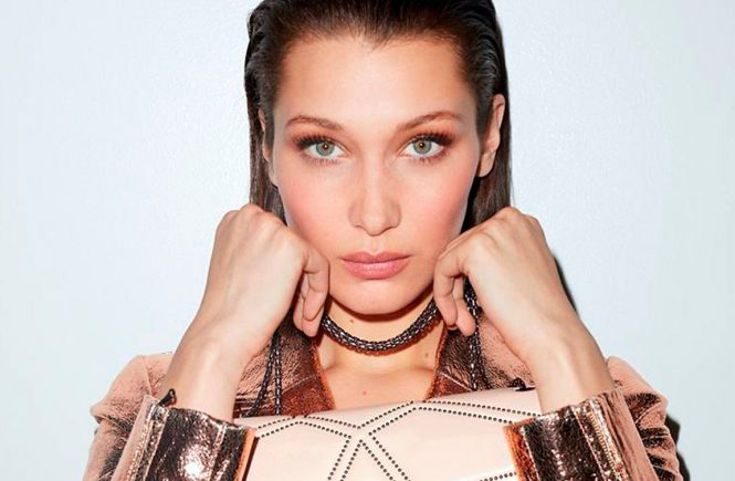 American fashion model Bella Hadid stars in Bvlgari Fall Winter 2017 advertising campaign., Image: 334384895, License: Rights-managed, Restrictions: EDITORIAL USE ONLY, Model Release: no, Credit line: Profimedia, Balawa Pics