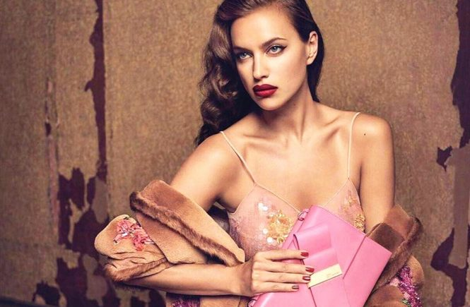Russian fashion model Irina Shayk in promotional pictures and clip stills from Blumarine Fall Winter 2017-2018 collection., Image: 338758409, License: Rights-managed, Restrictions: EDITORIAL USE ONLY, Model Release: no, Credit line: Profimedia, Balawa Pics