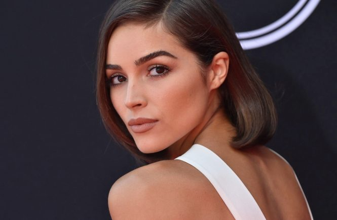 The 2017 ESPYS. Microsoft Theater, Los Angeles, California. Pictured: Olivia Culpo. EVENT July 12, 2017 Job: 170712A1, Image: 341703987, License: Rights-managed, Restrictions: 000, Model Release: no, Credit line: Profimedia, Bauer Griffin