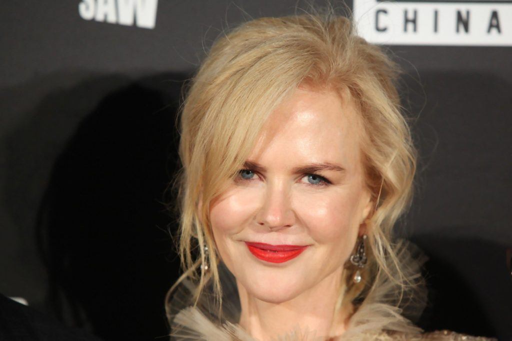 , Sydney, NSW - 8/01/2017 'Top Of The Lake: China Girl' Premiere at the Sydney Opera House. 08. -PICTURED: Nicole Kidman -, Image: 343734530, License: Rights-managed, Restrictions: , Model Release: no, Credit line: Profimedia, INSTAR Images