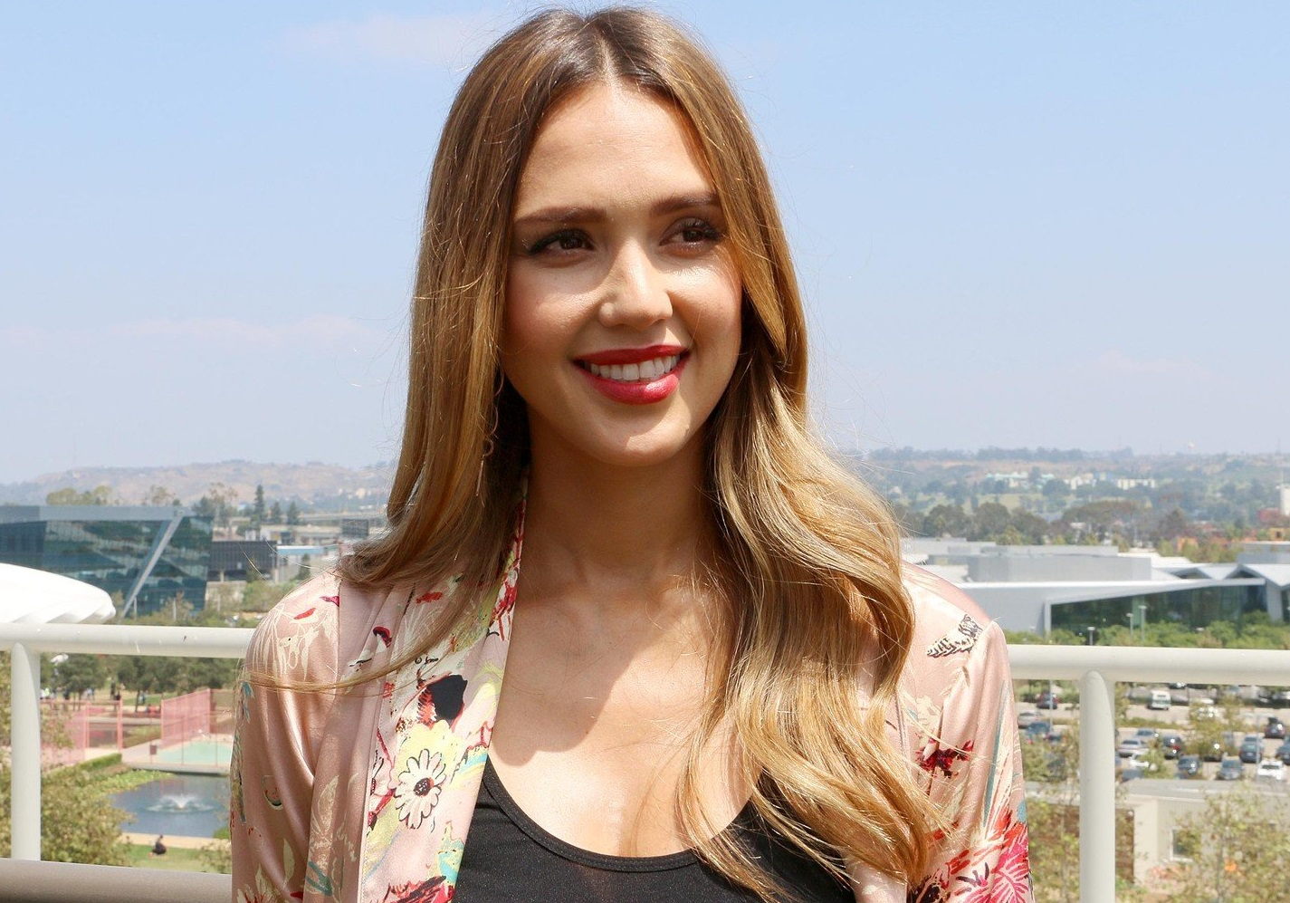 No Tabloids/No USA Rights Until 09/24/17 - Playa Vista, CA 8/24/17-Jessica Alba Attends a Press Conference to Promote her Company Honest -PICTURED: Jessica Alba -, Image: 347615413, License: Rights-managed, Restrictions: No Tabloids/No USA Rights Until 09/24/17, Model Release: no, Credit line: Profimedia, INSTAR Images