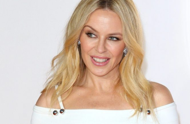 Kylie Minogue at the Kingsman: The Golden Circle UK Premiere at the Odeon Leicester Square, London on September 18th 2017, Image: 349854457, License: Rights-managed, Restrictions: WORLD RIGHTS- Fee Payable Upon Reproduction - For queries contact Avalon.red - sales@avalon.red London: +44 (0) 20 7421 6000 Los Angeles: +1 (310) 822 0419 Berlin: +49 (0) 30 76 212 251, Model Release: no, Credit line: Profimedia, Uppa entertainment