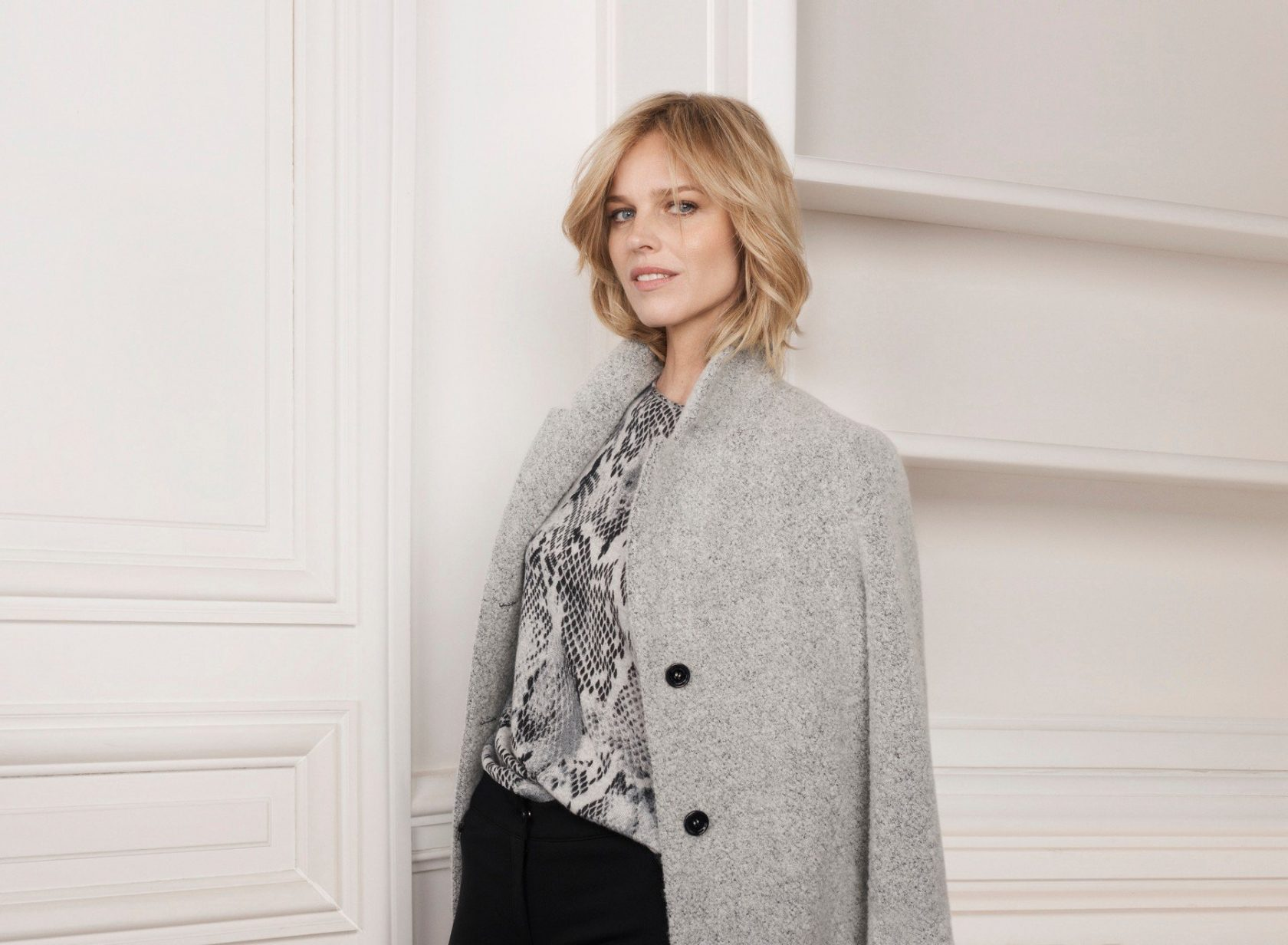 NOT FOR COVER USAGE. Eva Herzigova wearing GERRY WEBER - the New Capsule Collection, Image: 352042357, License: Rights-managed, Restrictions: FOR EDITORIAL USE ONLY. NOT FOR COVER USAGE., Model Release: no, Credit line: Profimedia, TEMP Camerapress