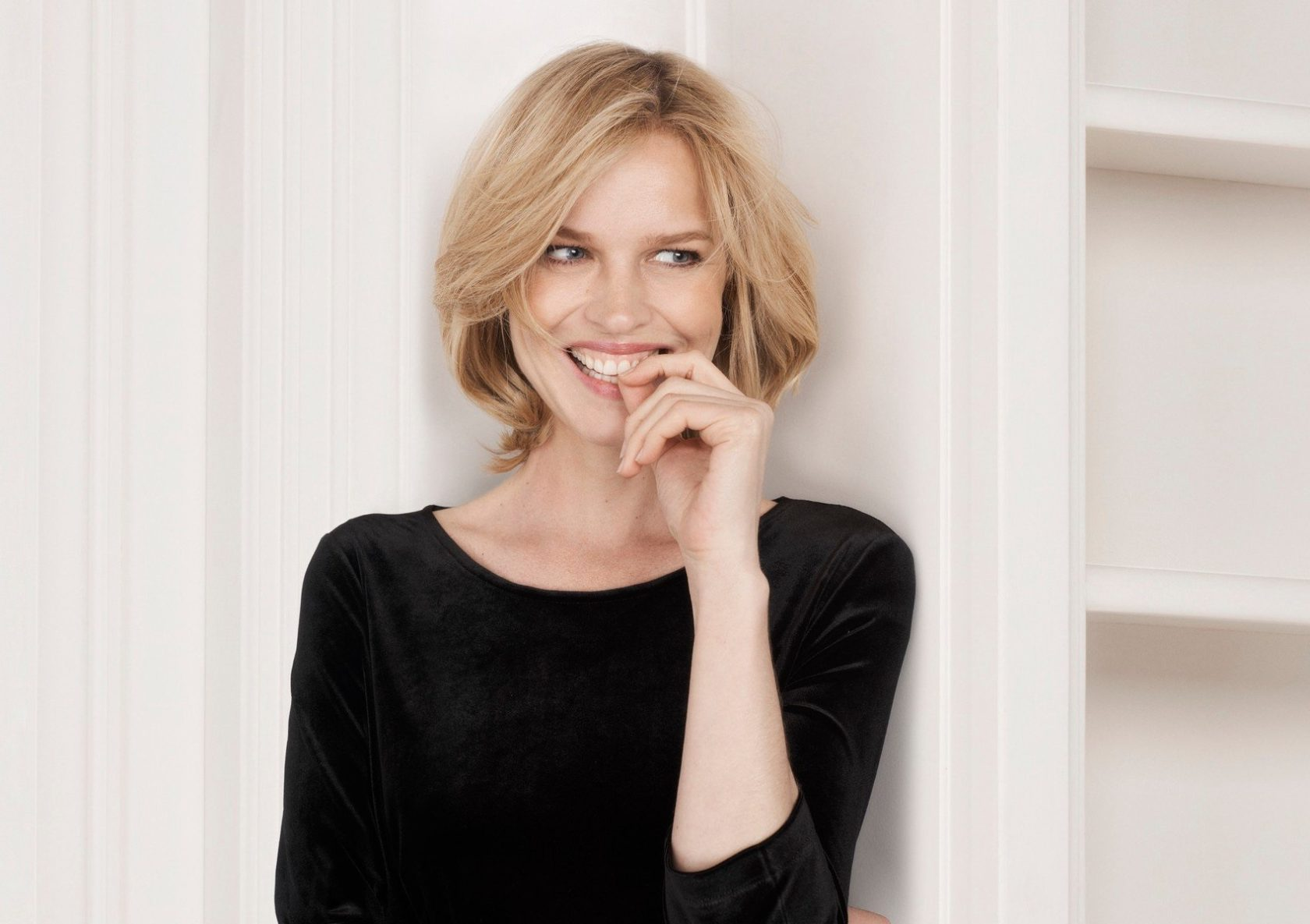 NOT FOR COVER USAGE. Eva Herzigova wearing GERRY WEBER - the New Capsule Collection, Image: 352042361, License: Rights-managed, Restrictions: FOR EDITORIAL USE ONLY. NOT FOR COVER USAGE., Model Release: no, Credit line: Profimedia, TEMP Camerapress