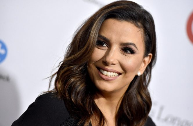 Eva Longoria attends the Eva Longoria Foundation annual dinner at Four Seasons Hotel Los Angeles at Beverly Hills on October 12, 2017 in Los Angeles, California., Image: 352767020, License: Rights-managed, Restrictions: , Model Release: no, Credit line: Profimedia, Abaca