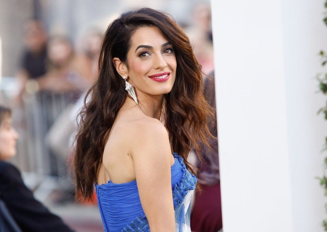 "Amal Clooney at the Premiere of Paramount Pictures' ""Suburbicon"" held at the Regency Village Theater in Westwood, CA, October 22, 2017., Image: 353715074, License: Rights-managed, Restrictions: NO ITALY, GERMANY, BENELUX, USA or AUSTRALIA- Fee Payable Upon Reproduction - For queries contact Avalon.red - sales@avalon.red London: +44 (0) 20 7421 6000 Los Angeles: +1 (310) 822 0419 Berlin: +49 (0) 30 76 212 251, Model Release: no, Credit line: Profimedia, Uppa entertainment"