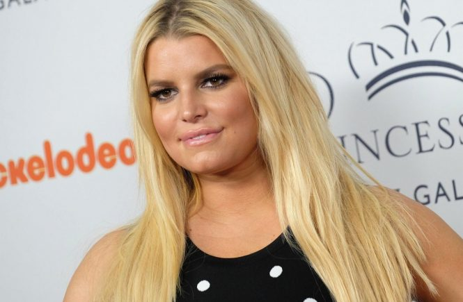 ** RIGHTS: WORLDWIDE EXCEPT IN FRANCE ** Los Angeles, CA - Celebrities attend the 2017 Princess Grace Awards Gala kick off event held at Paramount Studios in Los Angeles. Pictured: Jessica Simpson *UK Clients - Pictures Containing Children Please Pixelate Face Prior To Publication*, Image: 353808545, License: Rights-managed, Restrictions: , Model Release: no, Credit line: Profimedia, AKM-GSI