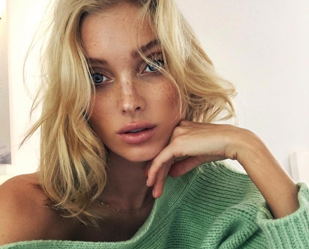 "Elsa Hosk releases a photo on Instagram with the following caption: ""Freckly ud83dudc35""., Image: 354153465, License: Rights-managed, Restrictions: *** No USA Distribution *** For Editorial Use Only *** Not to be Published in Books or Photo Books *** Handling Fee Only ***, Model Release: no, Credit line: Profimedia, SIPA USA"