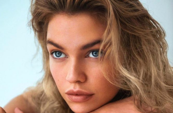 "Stella Maxwell (stellamaxwell / 05.11.2017): ""_()_/, Image: 354727578, License: Rights-managed, Restrictions: , Model Release: no, Credit line: Profimedia, Face To Face A"