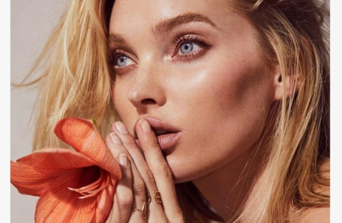 "Elsa Hosk (hoskelsa / 10.11.2017): ""Today with @adamfranzino, Image: 355100200, License: Rights-managed, Restrictions: , Model Release: no, Credit line: Profimedia, Face To Face A"