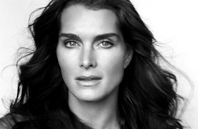 "Brooke Shields (brookeshields / 11.11.2017): ""Weekend blur, Image: 355153369, License: Rights-managed, Restrictions: , Model Release: no, Credit line: Profimedia, Face To Face A"