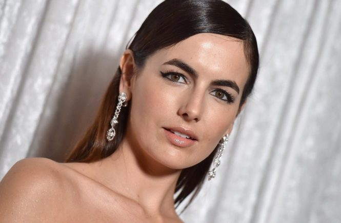 Inaugural Fundraising Gala for The Fred Hollows Foundation. The Dream Hotel, Hollywood, California. 15 Nov 2017 Pictured: Camilla Belle., Image: 355500744, License: Rights-managed, Restrictions: World Rights, Model Release: no, Credit line: Profimedia, Mega Agency