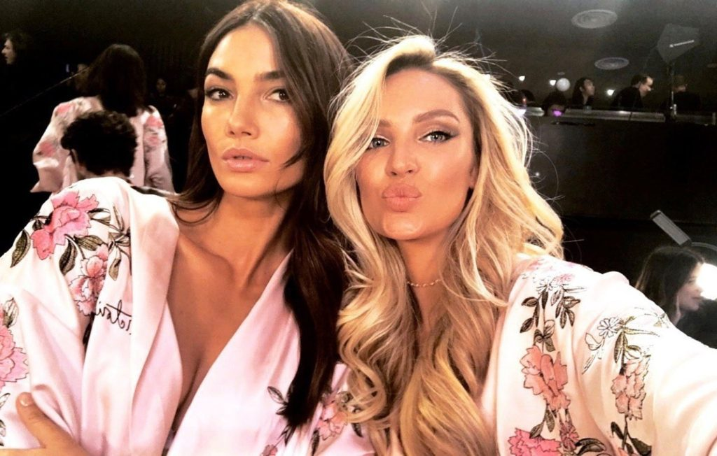 Various, UNITED KINGDOM - Celebrity social media photos! Pictured: Candice Swanepoel, Lily Dondalson BACKGRID UK 20 NOVEMBER 2017 *BACKGRID DOES NOT CLAIM ANY COPYRIGHT OR LICENSE IN THE ATTACHED MATERIAL. ANY DOWNLOADING FEES CHARGED BY BACKGRID ARE FOR BACKGRID'S SERVICES ONLY, AND DO NOT, NOR ARE THEY INTENDED TO, CONVEY TO THE USER ANY COPYRIGHT OR LICENSE IN THE MATERIAL. BY PUBLISHING THIS MATERIAL , THE USER EXPRESSLY AGREES TO INDEMNIFY AND TO HOLD BACKGRID HARMLESS FROM ANY CLAIMS, DEMANDS, OR CAUSES OF ACTION ARISING OUT OF OR CONNECTED IN ANY WAY WITH USER'S PUBLICATION OF THE MATERIAL* UK: +44 208 344 2007 / uksales@backgrid.com USA: +1 310 798 9111 / usasales@backgrid.com *UK Clients - Pictures Containing Children Please Pixelate Face Prior To Publication*, Image: 355860992, License: Rights-managed, Restrictions: , Model Release: no, Credit line: Profimedia, Xposurephotos