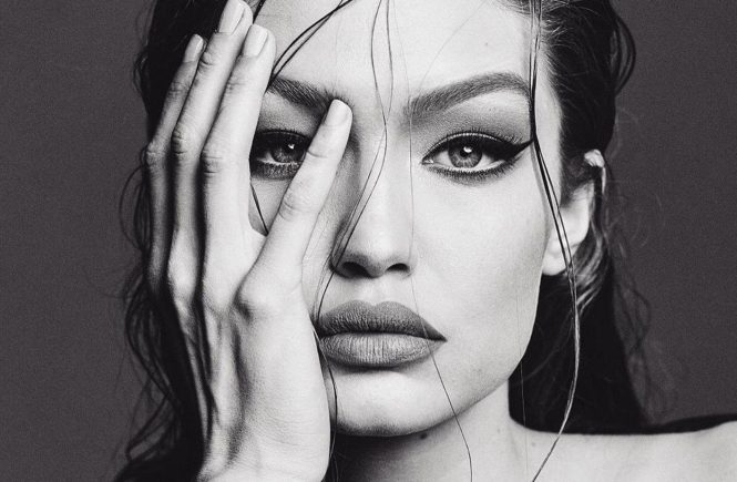 "Gigi Hadid (gigihadid / 30.11.2017): ""#gigixmaybelline outtake @luigiandiango - thank you for perfectly executing our vision for this campaign. love you my friends!, Image: 356559585, License: Rights-managed, Restrictions: , Model Release: no, Credit line: Profimedia, Face To Face A"