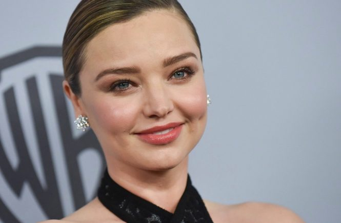 Miranda Kerr at the InStyle and Warner Bros. Pictures Golden Globes Party held at the Beverly Hilton Hotel on January 7, 2018 in Beverly Hills, CA, Image: 359633856, License: Rights-managed, Restrictions: Available for Syndication in UK, Ireland, Croatia, Serbia, Hungary, Czech Republic, Greece, Sweden and Norway only, Model Release: no, Credit line: Profimedia, Press Association