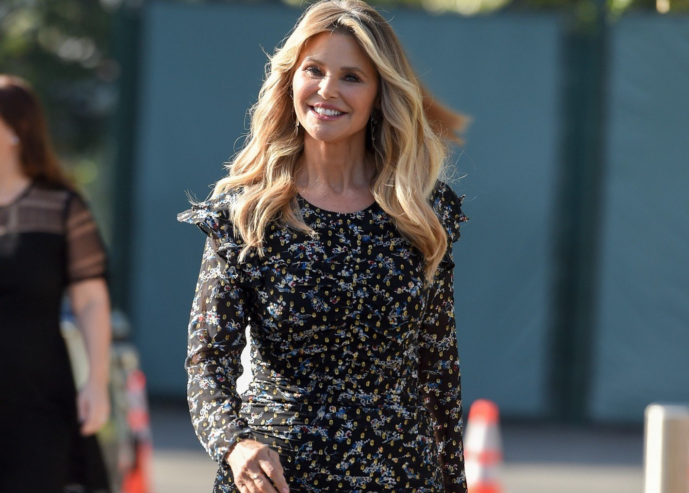 Christie Brinkley is seen Jan 18, 2018 Job: 180118PG1 Los Angeles, CA, Image: 360623237, License: Rights-managed, Restrictions: 000, Model Release: no, Credit line: Profimedia, Bauer Griffin