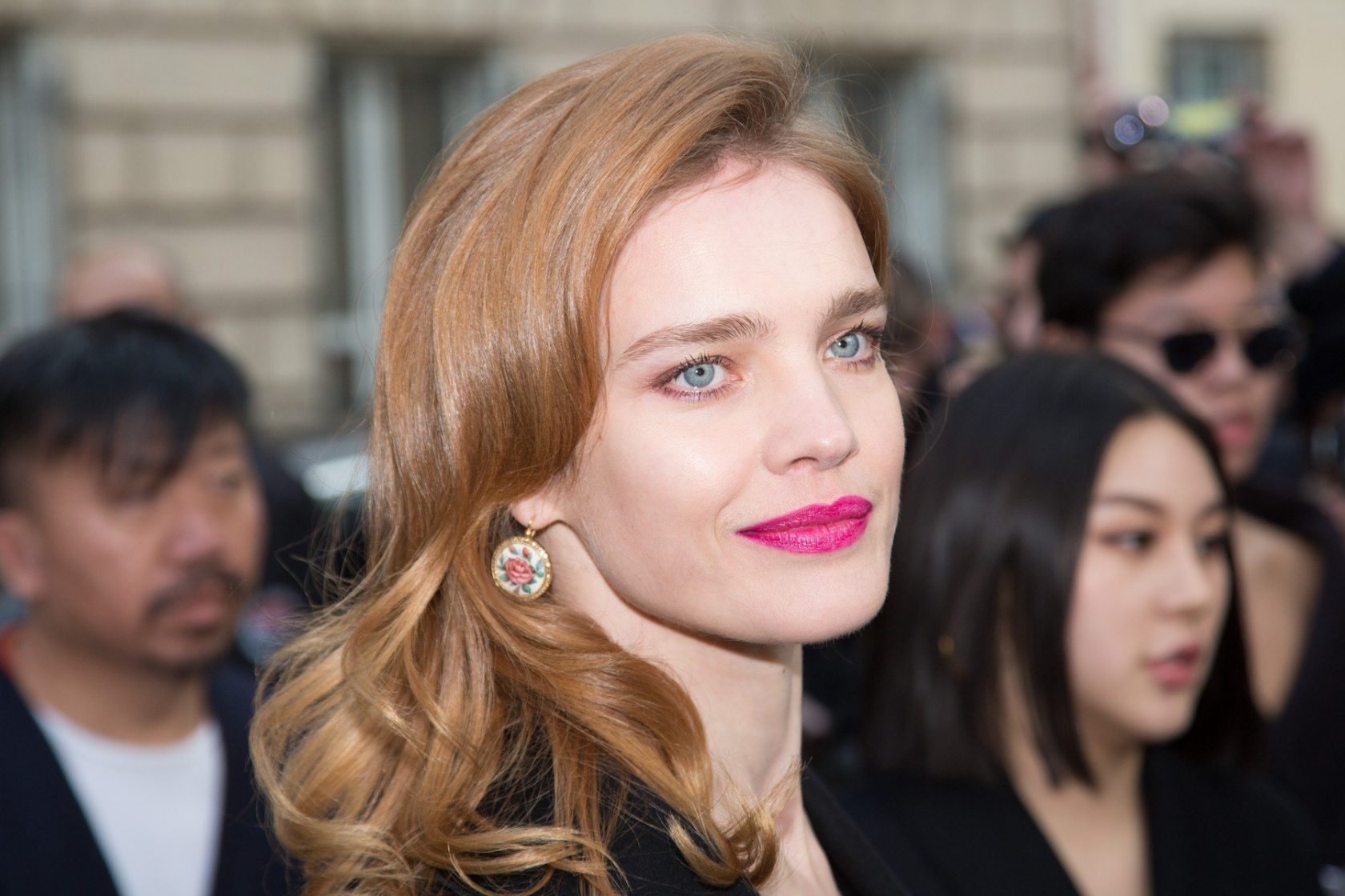 Natalia Vodianova arriving to the Christian Dior Haute Couture Spring Summer 2018 show as part of Paris Fashion Week on January 22, 2018 in Paris, France., Image: 361045178, License: Rights-managed, Restrictions: , Model Release: no, Credit line: Profimedia, KCS Presse