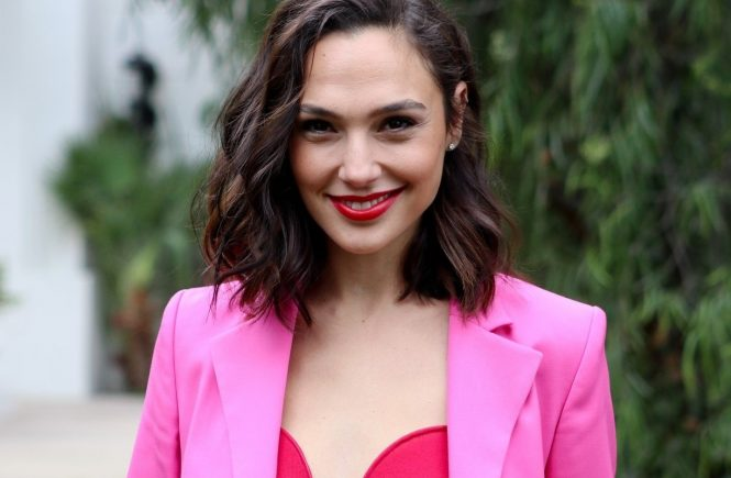 "Jan 3, 2018 Palm Springs, Ca. USA Wonder Woman herself, GAL GADOT at the ""Variety Creative Impact Awards"" that took place during the 29th Palm Springs International Film Festival. The event was held at the Parker Hotel. Photo by Dane Andrew / Total Entertainment News. TEN. c.2018 TenPressMedia@gmail.com 408 744-9017"