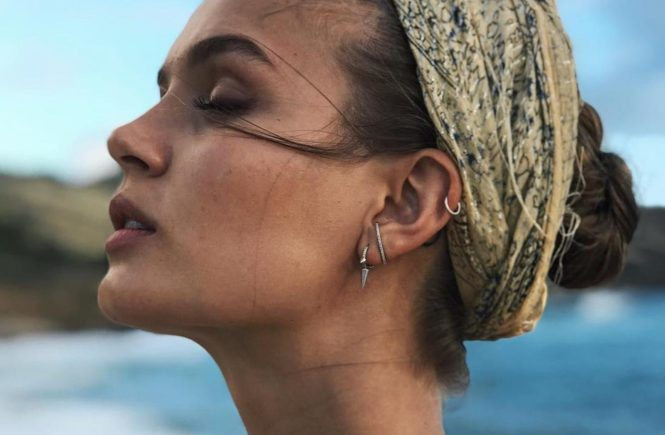 """Josephine Skriver (josephineskriver / 29.01.2018): """"bye now! what an amazing trip with an even more amazing team"""", Image: 361783241, License: Rights-managed, Restrictions: , Model Release: no, Credit line: Profimedia, Face To Face A"""