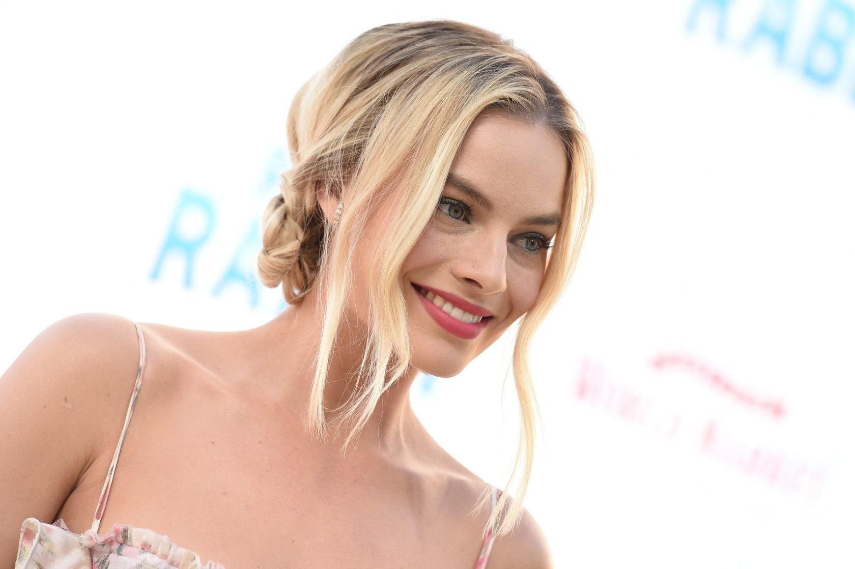 "World Premiere of ""Peter Rabbit"". The Grove, Los Angeles, CA. Pictured: Margot Robbie. EVENT February 03, 2018 Job: 180203A1, Image: 362234282, License: Rights-managed, Restrictions: 000, Model Release: no, Credit line: Profimedia, Bauer Griffin"