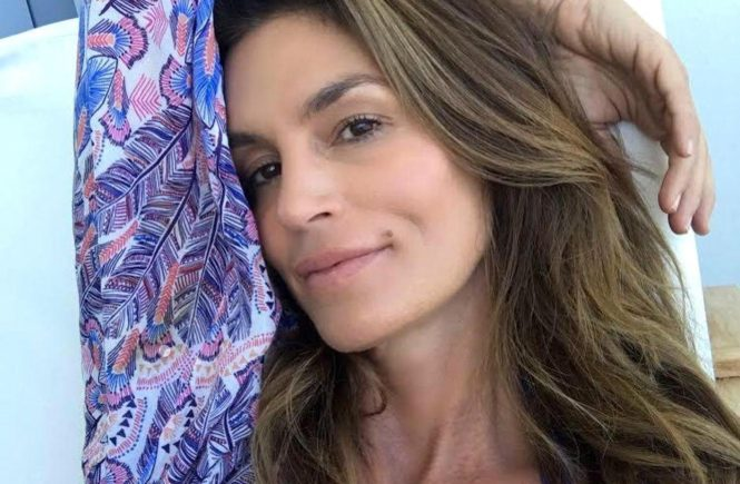 "Cindy Crawford (cindycrawford / 17.02.2018): ""Change of scenery """", Image: 363677068, License: Rights-managed, Restrictions: , Model Release: no, Credit line: Profimedia, Face To Face A"