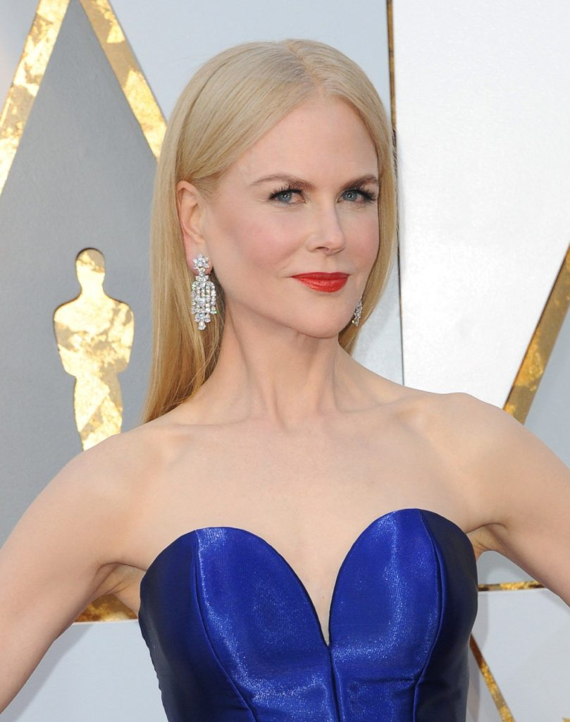 Nicole Kidman at arrivals for The 90th Academy Awards - Arrivals 2, The Dolby Theatre at Hollywood and Highland Center, Los Angeles, CA March 4, 2018., Image: 365057942, License: Rights-managed, Restrictions: For usage credit please use; Elizabeth Goodenough/Everett Collection, Model Release: no, Credit line: Profimedia, Everett