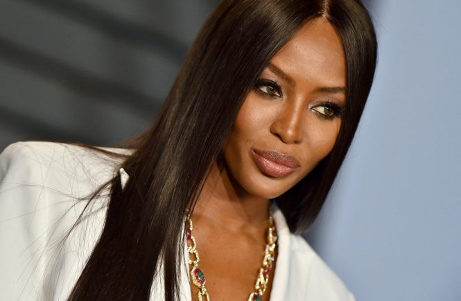2018 Vanity Fair Oscar Party. Wallis Annenberg Center for the Performing Arts, Beverly Hills, CA. EVENT March 4, 2018. 04 Mar 2018 Pictured: Naomi Campbell., Image: 365181386, License: Rights-managed, Restrictions: World Rights, Model Release: no, Credit line: Profimedia, Mega Agency