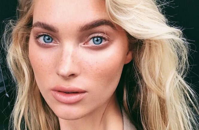 "Elsa Hosk releases a photo on Instagram with the following caption: ""By @hungvanngo u0026 @michaelsilvahair ud83dudc93""., Image: 366978899, License: Rights-managed, Restrictions: *** No USA Distribution *** For Editorial Use Only *** Not to be Published in Books or Photo Books *** Handling Fee Only ***, Model Release: no, Credit line: Profimedia, SIPA USA"