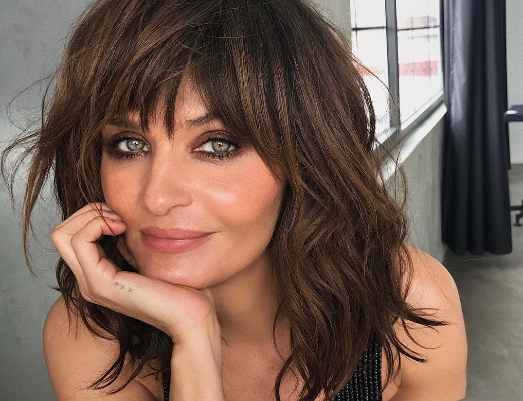 Helena Christensen has posted a photo on Instagram with the following remarks: With my OGs again ???? @harryjoshhair @hungvanngo Twitter, 2018-05-02 10:23:45. Photo supplied by insight media. Service fee applies. NICHT ZUR VERÖFFENTLICHUNG IN BÜCHERN UND BILDBÄNDEN! EDITORIAL USE ONLY! / MAY NOT BE PUBLISHED IN BOOKS AND ILLUSTRATED BOOKS! Please note: Fees charged by the agency are for the agency's services only, and do not, nor are they intended to, convey to the user any ownership of Copyright or License in the material. The agency does not claim any ownership including but not limited to Copyright or License in the attached material. By publishing this material you expressly agree to indemnify and to hold the agency and its directors, shareholders and employees harmless from any loss, claims, damages, demands, expenses (including legal fees), or any causes of action or allegation against the agency arising out of or connected in any way with publication of the material., Image: 370347604, License: Rights-managed, Restrictions: NICHT ZUR VERÖFFENTLICHUNG IN BÜCHERN UND BILDBÄNDEN! Please note additional conditions in the caption, Model Release: no, Credit line: Profimedia, Insight Media