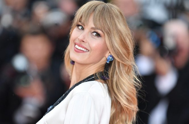 CANNES, FRANCE - MAY 14: Czech model Petra Nemcova arrives for the screening of the film 'BlacKkKlansman' at the 71st Cannes Film Festival in Cannes, France on May 14, 2018. Mustafa Yalcin / Anadolu Agency, Image: 371704688, License: Rights-managed, Restrictions: , Model Release: no, Credit line: Profimedia, Abaca