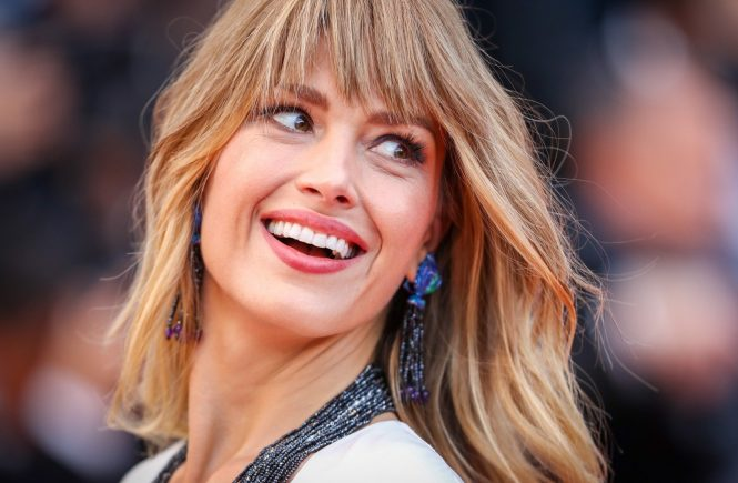 Petra Nemcova attends the screening of Blackkklansman during the 71st annual Cannes Film Festival at Palais des Festivals on May 14, 2018 in Cannes, France., Image: 371731160, License: Rights-managed, Restrictions: , Model Release: no, Credit line: Profimedia, Abaca