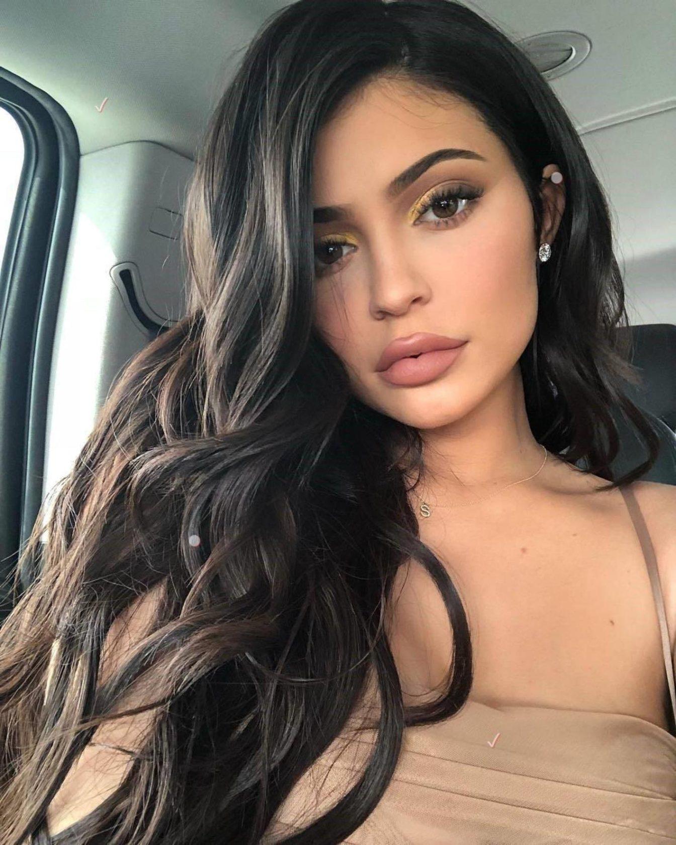 Kylie Jenner (kyliejenner / 18.05.2018): pop up