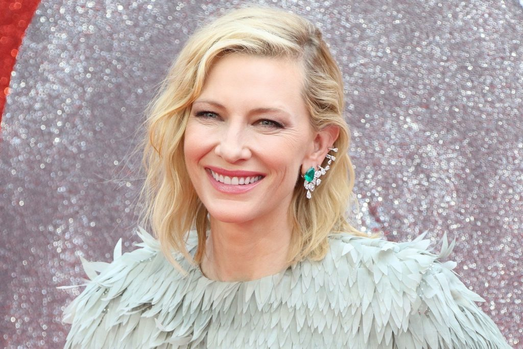 Cate Blanchett, Oceanís 8 - European Premiere, Leicester Square, London, UK, 13 June 2018, RG/PQ/MCI, Image: 374910715, License: Rights-managed, Restrictions: NONE, Model Release: no, Credit line: Profimedia, Whats Up
