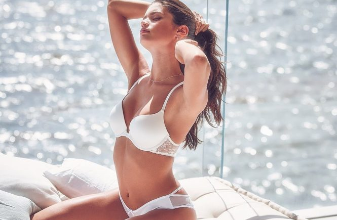 Victoria's Secret has posted a photo on Instagram with the following remarks: Before you take the plunge… #XOVictoria Twitter, 2018-06-18 12:21:55. Photo supplied by insight media. Service fee applies. NICHT ZUR VERÖFFENTLICHUNG IN BÜCHERN UND BILDBÄNDEN! EDITORIAL USE ONLY! / MAY NOT BE PUBLISHED IN BOOKS AND ILLUSTRATED BOOKS! Please note: Fees charged by the agency are for the agency's services only, and do not, nor are they intended to, convey to the user any ownership of Copyright or License in the material. The agency does not claim any ownership including but not limited to Copyright or License in the attached material. By publishing this material you expressly agree to indemnify and to hold the agency and its directors, shareholders and employees harmless from any loss, claims, damages, demands, expenses (including legal fees), or any causes of action or allegation against the agency arising out of or connected in any way with publication of the material., Image: 375275256, License: Rights-managed, Restrictions: NICHT ZUR VERÖFFENTLICHUNG IN BÜCHERN UND BILDBÄNDEN! Please note additional conditions in the caption, Model Release: no, Credit line: Profimedia, Insight Media