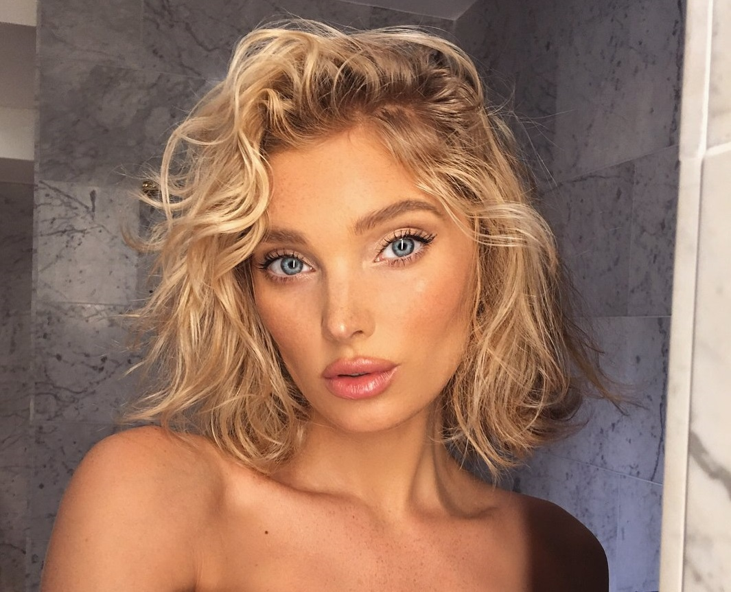 """Elsa Hosk releases a photo on Instagram with the following caption: """"ud83cudf39Swipeud83cudf39to see these 5 parts on how I create a natural, glowy look using the new @BobbiBrown Primer Plus Mattifier and Skin Long-Wear Weightless Foundationud83dudca5 #BBPartner #BobbiBrown nEdit by @ruslanpelykh ud83eudd47""""., Image: 383881868, License: Rights-managed, Restrictions: *** No USA Distribution *** For Editorial Use Only *** Not to be Published in Books or Photo Books *** Handling Fee Only ***, Model Release: no, Credit line: Profimedia, SIPA USA"""