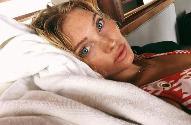 "Elsa Hosk releases a photo on Instagram with the following caption: ""Natural ud83cudf31""., Image: 384739357, License: Rights-managed, Restrictions: *** No USA Distribution *** For Editorial Use Only *** Not to be Published in Books or Photo Books *** Handling Fee Only ***, Model Release: no, Credit line: Profimedia, SIPA USA"