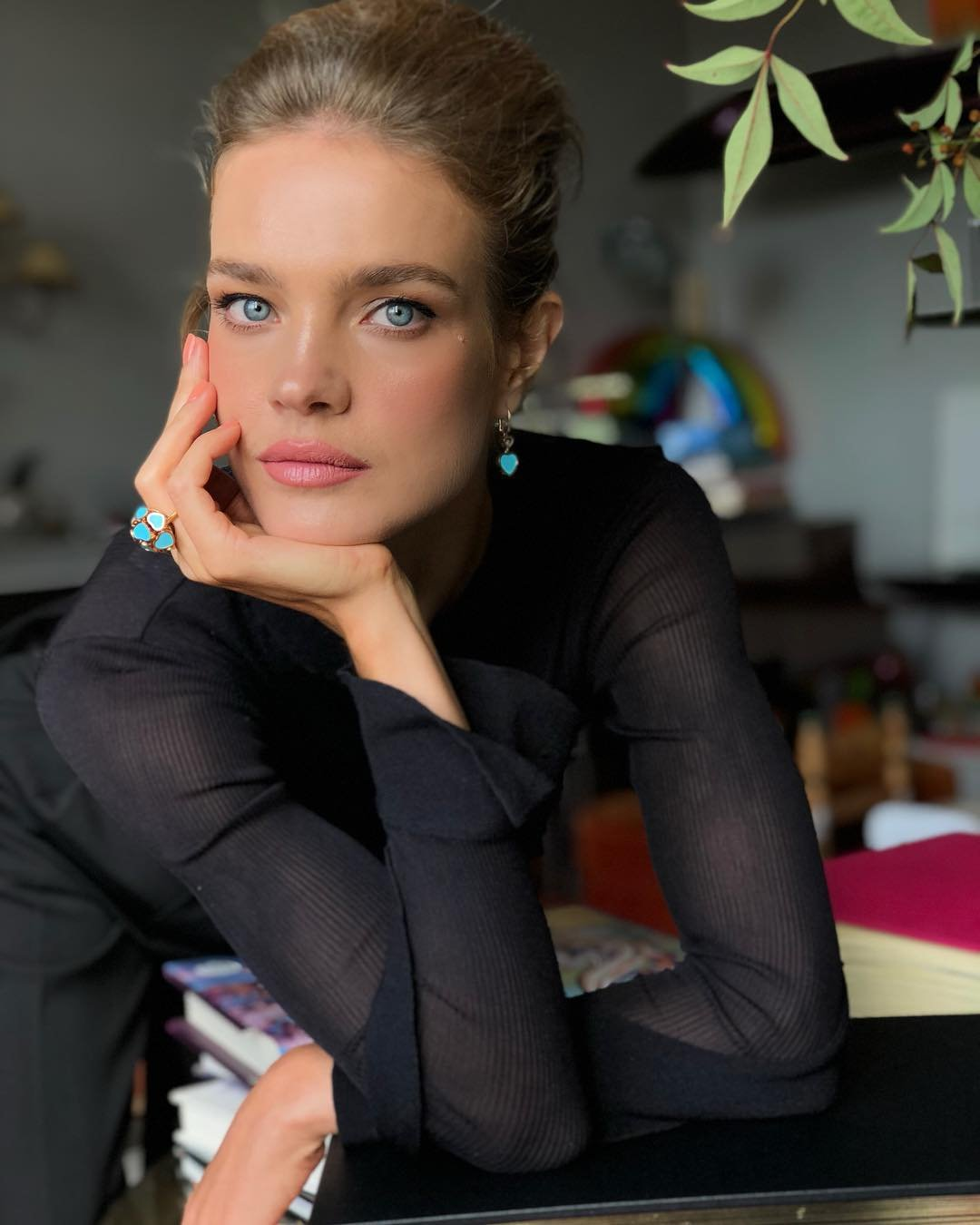 Natalia Vodianova has posted a photo on Instagram with the following remarks: Caught in between shows ???????????????? Twitter, 2018-10-04 09:41:02. Photo supplied by insight media. Service fee applies. NICHT ZUR VERÖFFENTLICHUNG IN BÜCHERN UND BILDBÄNDEN! EDITORIAL USE ONLY! / MAY NOT BE PUBLISHED IN BOOKS AND ILLUSTRATED BOOKS! Please note: Fees charged by the agency are for the agency's services only, and do not, nor are they intended to, convey to the user any ownership of Copyright or License in the material. The agency does not claim any ownership including but not limited to Copyright or License in the attached material. By publishing this material you expressly agree to indemnify and to hold the agency and its directors, shareholders and employees harmless from any loss, claims, damages, demands, expenses (including legal fees), or any causes of action or allegation against the agency arising out of or connected in any way with publication of the material., Image: 389758086, License: Rights-managed, Restrictions: NICHT ZUR VERÖFFENTLICHUNG IN BÜCHERN UND BILDBÄNDEN! Please note additional conditions in the caption, Model Release: no, Credit line: Profimedia, Insight Media