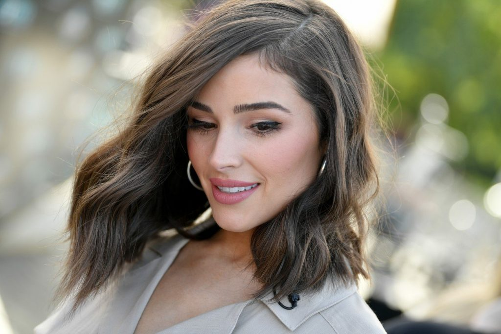 Olivia Culpo is seen in Los Angeles, California. NON-EXCLUSIVE Jan 24, 2018. 24 Jan 2019, Image: 410160844, License: Rights-managed, Restrictions: World Rights, Model Release: no, Credit line: Profimedia, Mega Agency