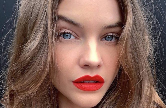 """Barbara Palvin (realbarbarapalvin / 29.01.2019): Golden """", Image: 411402833, License: Rights-managed, Restrictions: , Model Release: no, Credit line: Profimedia, Face to Face"""