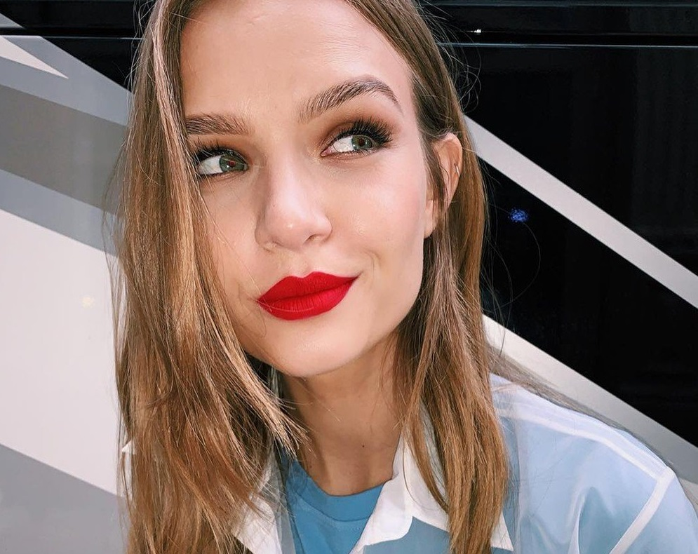 Josephine Skriver has posted a photo on Instagram with the following remarks: ❤️???????? Twitter, 2019-02-18 12:11:18. Photo supplied by insight media. Service fee applies. NICHT ZUR VERÖFFENTLICHUNG IN BÜCHERN UND BILDBÄNDEN! EDITORIAL USE ONLY! / MAY NOT BE PUBLISHED IN BOOKS AND ILLUSTRATED BOOKS! Please note: Fees charged by the agency are for the agency's services only, and do not, nor are they intended to, convey to the user any ownership of Copyright or License in the material. The agency does not claim any ownership including but not limited to Copyright or License in the attached material. By publishing this material you expressly agree to indemnify and to hold the agency and its directors, shareholders and employees harmless from any loss, claims, damages, demands, expenses (including legal fees), or any causes of action or allegation against the agency arising out of or connected in any way with publication of the material., Image: 414473949, License: Rights-managed, Restrictions: NICHT ZUR VERÖFFENTLICHUNG IN BÜCHERN UND BILDBÄNDEN! Please note additional conditions in the caption, Model Release: no, Credit line: Profimedia, Insight Media