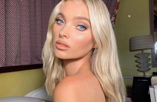 "Elsa Hosk (hoskelsa / 16.05.2019): London for a quick sek"""", Image: 433998490, License: Rights-managed, Restrictions: , Model Release: no, Credit line: Profimedia, Face To Face A"