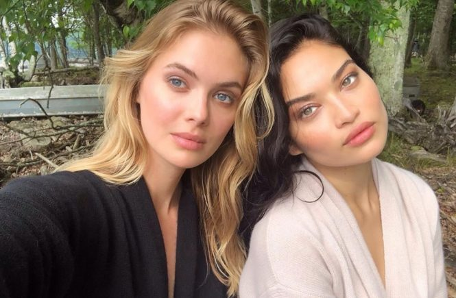Shanina Shaik has posted a photo on Instagram with the following remarks: New campaign shoot for @nakedcashmere coming soon ... and to spend the day with my gorgeous girl @meganmayw made it even better Instagram, 2019-06-20 10:49:00. Photo supplied by insight media. Service fee applies. NICHT ZUR VERÖFFENTLICHUNG IN BÜCHERN UND BILDBÄNDEN! EDITORIAL USE ONLY! / MAY NOT BE PUBLISHED IN BOOKS AND ILLUSTRATED BOOKS! Please note: Fees charged by the agency are for the agency's services only, and do not, nor are they intended to, convey to the user any ownership of Copyright or License in the material. The agency does not claim any ownership including but not limited to Copyright or License in the attached material. By publishing this material you expressly agree to indemnify and to hold the agency and its directors, shareholders and employees harmless from any loss, claims, damages, demands, expenses (including legal fees), or any causes of action or allegation against the agency arising out of or connected in any way with publication of the material., Image: 449925602, License: Rights-managed, Restrictions: NICHT ZUR VERÖFFENTLICHUNG IN BÜCHERN UND BILDBÄNDEN! Please note additional conditions in the caption, Model Release: no, Credit line: Profimedia, Insight Media