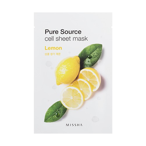 pure_source_cell_sheet_mask_lemon